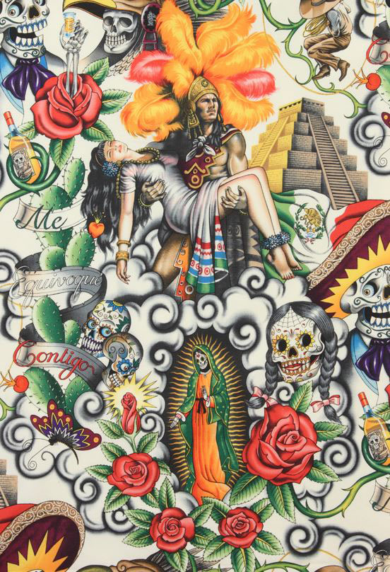 Contigo Aztec Fabric Tint Fabric