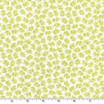 Little Elephants Limeade Fabric