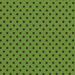 Dumb Dot Avocado Green Fabric