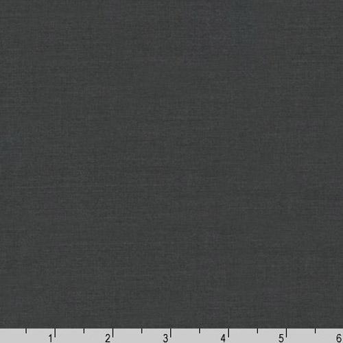 Bi Stretch Gabardine Charcoal Fabric