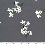 Lily of the Valley Pearl Gray Fabric
