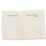 Organic Cotton Sherpa Knit Fabric