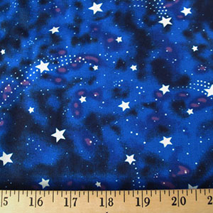 Star Magic Nite Fabric