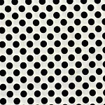 Ta Dot Dalmation Fabric