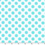 Ta Dot Aqua Fabric