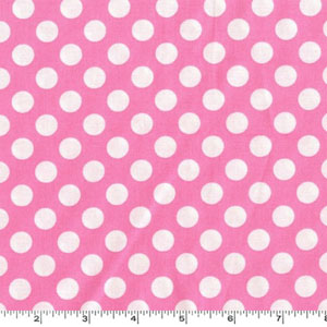 Ta Dot Candy Fabric