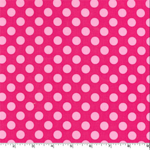 Ta Dot Confections Pink Fabric