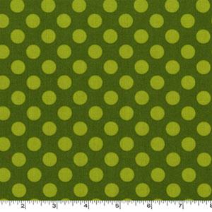 Ta Dot Moss Fabric