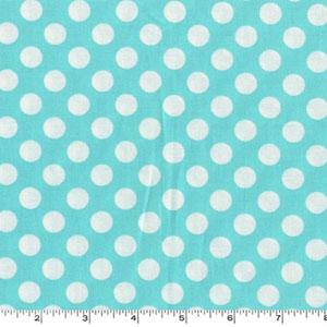Ta Dot Ocean Fabric