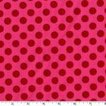 Ta Dot Pink Fabric