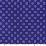 Ta Dot Violet Purple Fabric