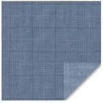 Double Cloth Cotton Indigo Fabric