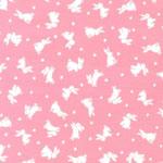Naptime Bunnies Camellia Fabric