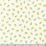 Naptime Small Yellow Daisy Fabric