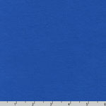 Laguna Solid Cotton Knit Jersey Royal Blue Fabric