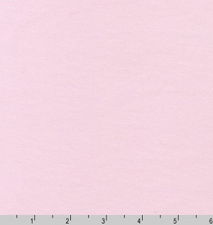Laguna Solid Cotton Knit Jersey Baby Pink Fabric