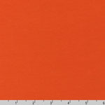 Laguna Knit Jersey Orange Fabric