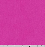 Solid Bright Pink Pure Organic Fabric