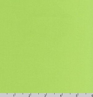 Solid Chartreuse Green Pure Organic Fabric