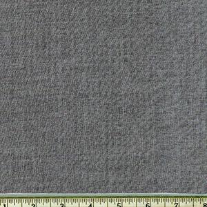 Rayon Chambray Solid Gray Fabric