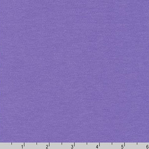 Dana Cotton Modal Knit Wisteria Lavender Fabric