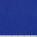 Dana Cotton Modal Interlock Knit Royal Blue Fabric