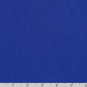 Dana Cotton Modal Interlock Knit Royal Blue Fabric