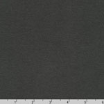 Dana Cotton Modal Interlock Knit Charcoal Gray Fabric