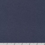 Dana Cotton Modal Interlock Knit Navy Blue Fabric