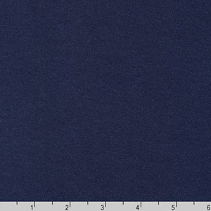 Dana Cotton Modal Interlock Knit Nautical Blue Fabric
