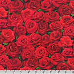Imaginings Rose Fabric