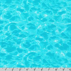 Imaginings Water Blue Fabric