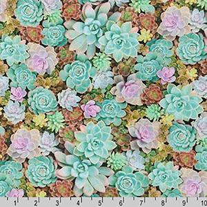 Imaginings Cactus Fabric