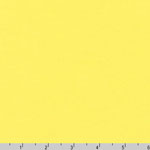 Kona Cotton Solid Highlight Yellow Fabric