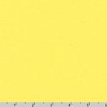 Kona Cotton Solid Highlight Yellow Fabric