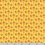 Little Kukla Meadow Yellow Fabric