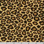 Metro Living Leopard Print Fabric