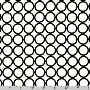 Metro Living Circle Cream Fabric