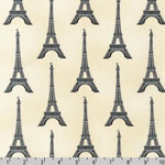 Paris Panache Eiffel Tower Cream