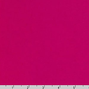 Arietta Ponte De Roma Solid Knit Fuchsia Pink Fabric