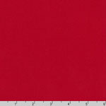 Arietta Ponte De Roma Solid Knit Red Fabric