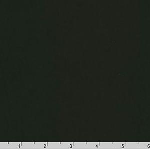 Superluxe Poplin Solid Black Fabric