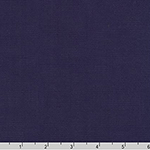 Perfecto Poplin Solid Midnight Blue Fabric