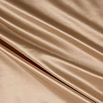 Radiance Cotton Silk Blend Sold Champagne Fabric