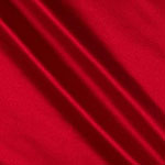 Radiance Cotton Silk Blend Solid Red Fabric