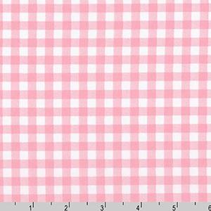 Sevenberry Petite Basics Gingham Check Print Pink