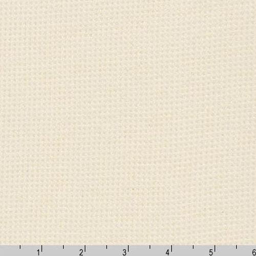 Knit Thermal Natural Fabric