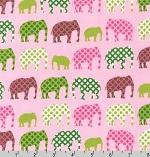 Urban Circus Spring Fabric