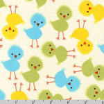 Urban Zoologie Chicks Bermuda Fabric
