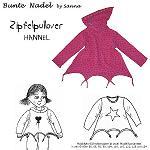 Hannel Hoodie Pattern